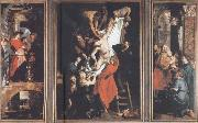 Peter Paul Rubens Descent from the Cross oil painting picture wholesale