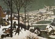 Pieter Bruegel Hunters in the snow oil painting picture wholesale