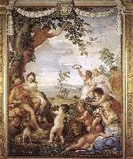 Pietro da Cortona The Golden Age oil painting picture wholesale