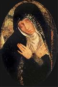 Quentin Matsys The sad Virgin oil painting picture wholesale