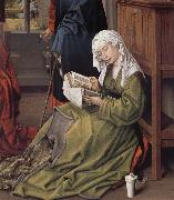 Rogier van der Weyden The Magdalen Reading oil painting picture wholesale