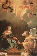 Simon Vouet The Anunciacion oil painting picture wholesale