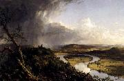 Thomas Cole View from Mount Holyoke, Northamptom, Massachusetts, after a Thunderstorm oil painting picture wholesale