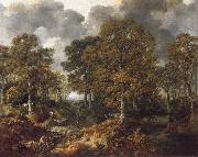 Thomas Gainsborough Cornard Wood,Near Sudbury,Suffolk oil painting picture wholesale
