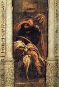 Tintoretto San Roch oil painting picture wholesale