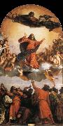 Titian The heaven speed of Maria oil painting picture wholesale