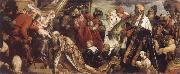 VERONESE (Paolo Caliari) The Adoration of the Magi oil painting picture wholesale