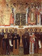 unknow artist Sunday of the Triumph of the Orthodoxy oil painting picture wholesale