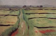 Felix Vallotton Path in the Heathland oil painting picture wholesale