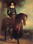 Francis Grant Portrait of Queen Victoria on Horseback oil painting artist