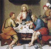 Jacopo Bassano Christ in Emmaus oil painting picture wholesale