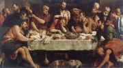 Jacopo Bassano The last communion oil painting picture wholesale