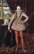 Robert Peake the Elder Henry Prince of Wales oil painting artist
