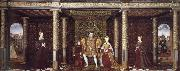 unknow artist The Family of Henry Viii oil painting picture wholesale