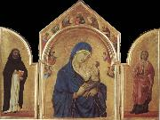 Duccio Virgin and Child oil painting picture wholesale