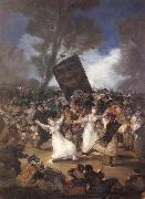 Francisco Goya Burial of the Sardine oil painting picture wholesale