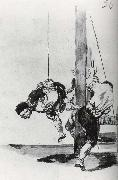 Francisco Goya Torture of a Man oil painting picture wholesale