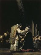Francisco Goya Last Communion of St Joseph of Calasanz oil painting picture wholesale
