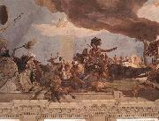 Giovanni Battista Tiepolo Apollo and the Continents oil painting picture wholesale