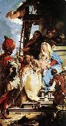 Giovanni Battista Tiepolo Adoration of the Magi oil painting picture wholesale