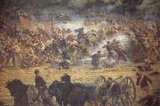 Paul Philippoteaux Cyclorama of Gettysburg oil painting artist