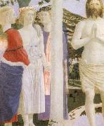 Piero della Francesca Detail of  Baptism of Christ oil painting picture wholesale
