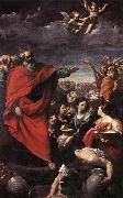 RENI, Guido The Gathering of the Manna oil painting picture wholesale