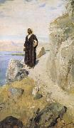 Vasily Polenov Returning to Galilee in the Power of the Spirit Sweden oil painting artist