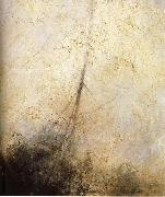 William Turner Storm oil painting artist