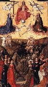 unknow artist Last Judgment and the Wise and Foolish Virgins oil painting picture wholesale