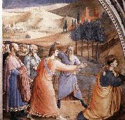 ANGELICO  Fra The Stoning of St Stephen oil painting picture wholesale