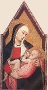 Ambrogio Lorenzetti Suckling Madonna oil painting picture wholesale