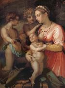 Andrea del Sarto Kindly oil painting picture wholesale