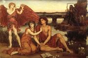 BOTTICINI, Francesco Love-s Passing oil painting picture wholesale