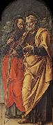 Bartolomeo Vivarini Sts Paul and Peter oil painting picture wholesale
