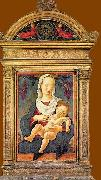 Cosimo Tura The Madonna of the Zodiac oil painting picture wholesale