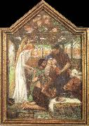 Dante Gabriel Rossetti The Seed of David oil painting picture wholesale