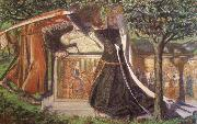 Dante Gabriel Rossetti Arthur-s Tomb oil painting picture wholesale