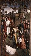 Dieric Bouts The Execution of the Innocent Count oil painting artist