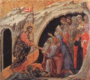Duccio di Buoninsegna Descent to Hell oil painting picture wholesale