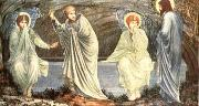 Edward Burne-Jones The Morning of the Resurrection oil painting picture wholesale