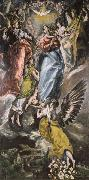 El Greco The Immaculate Conception oil painting picture wholesale