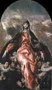 El Greco The Madonna of Chrity oil painting picture wholesale