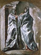 El Greco The Visiation oil painting picture wholesale