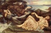 Evelyn De Morgan Port After Stormy Sea oil painting picture wholesale
