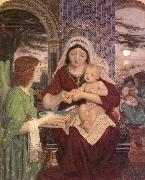Ford Madox Brown Our Lady of Good Children oil painting picture wholesale