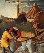 Fra Angelico St Nicholas saves the ship oil painting picture wholesale