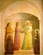 Fra Angelico Presentation of Jesus in the Temple oil painting picture wholesale