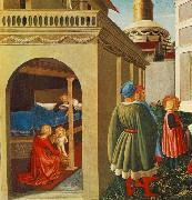 Fra Angelico Birth of St Nicholas oil painting picture wholesale