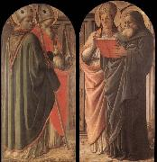 Fra Filippo Lippi The Doctors of the Church oil painting picture wholesale